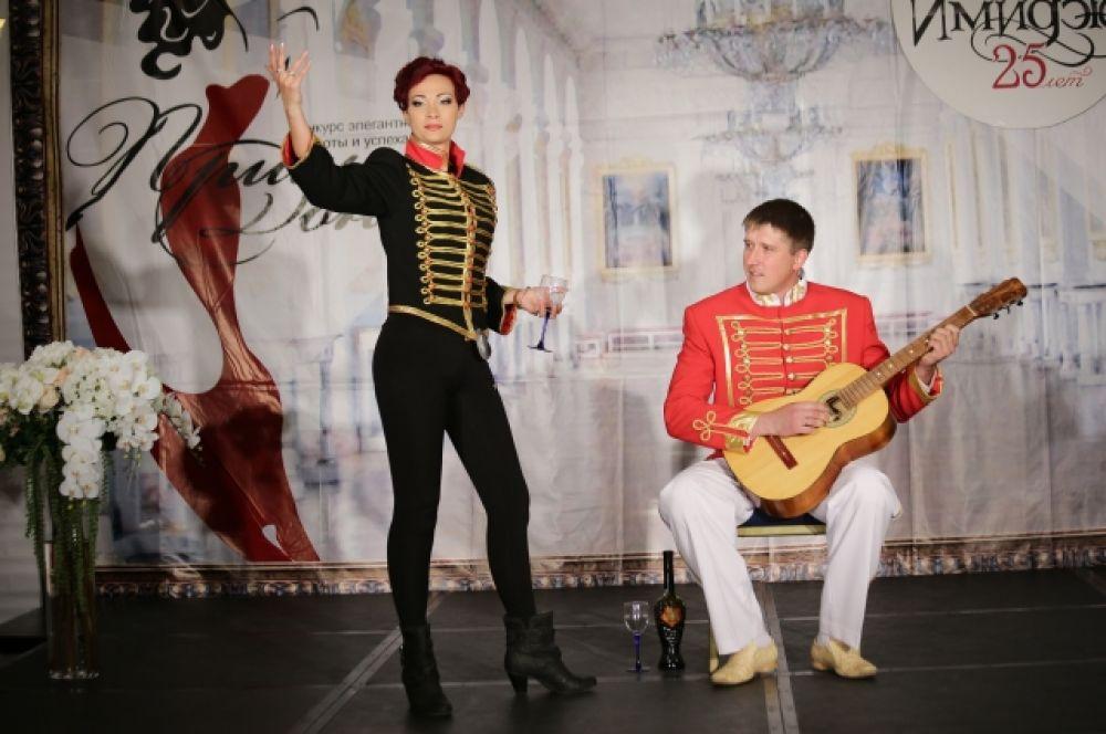 Участница под номером 4 - Наталья Филюткина, Ростов-на-Дону.