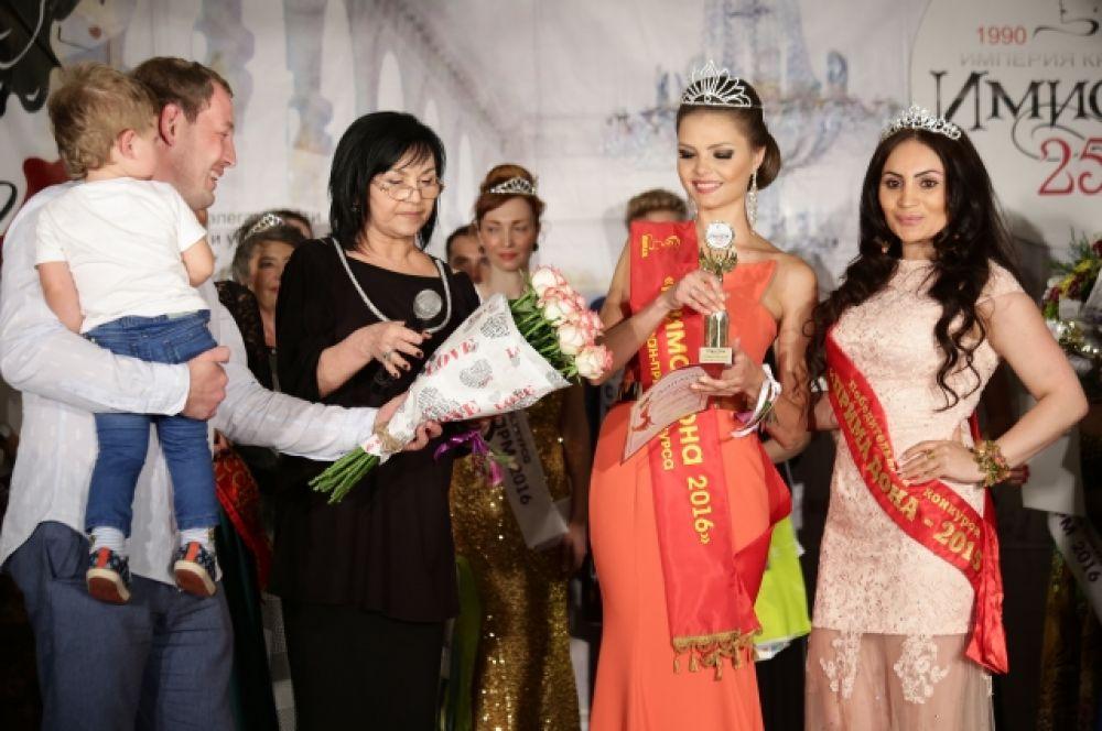 Гран-при конкурса «Прима Дона» вручено Нунэ Кобяцкой.