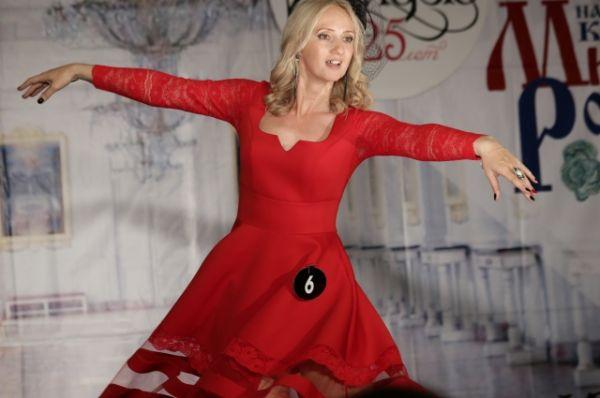 Участница под номером 6 - Анна Парешнева, Ростов-на-Дону.
