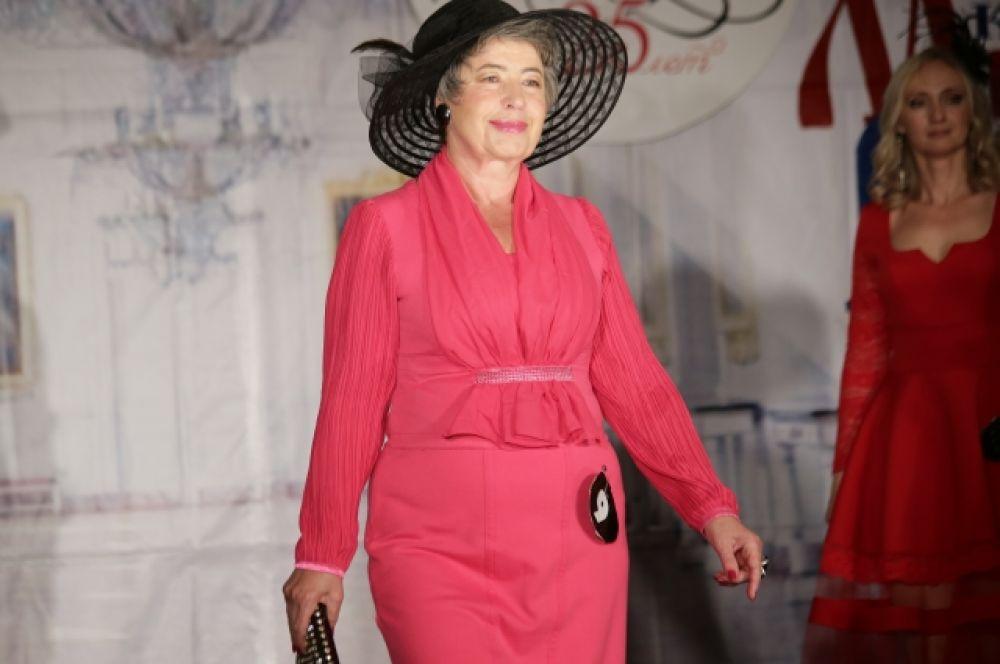 Участница под номером 9 - Тамара Аскерова, Ростов-на-Дону.