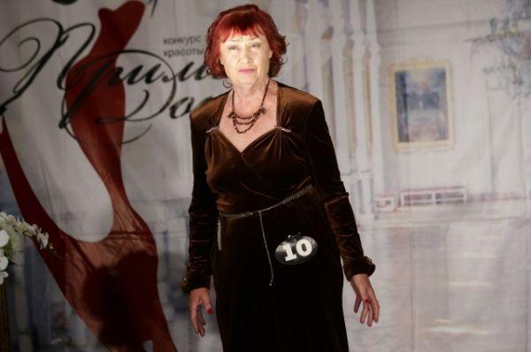 если бы участвовать в конкурсе «Гранд Леди Шарм» изъявила желание столетняя долгожительница, ее заявка была бы принята.
