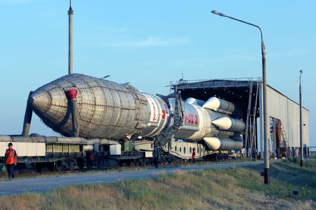 «Протон-М» отправился вкосмос сБайконура со 2-ой попытки