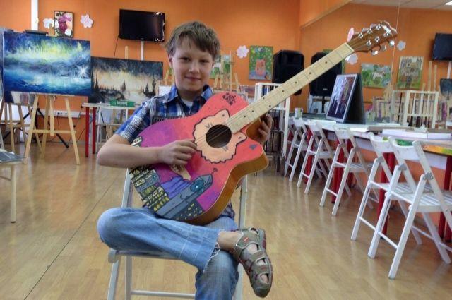 Юный красноярец победил в номинации «выбор профессионального жюри».