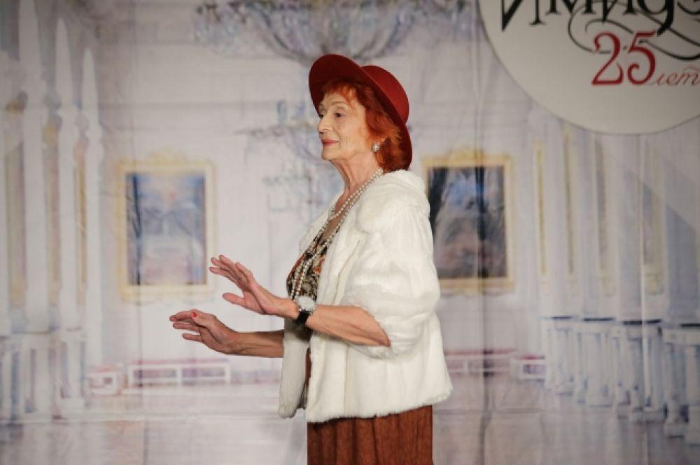 Победительницей в категории 60+ конкурса «Гранд Леди Шарм 2016» стала 77-летняя Мария Судорогина.