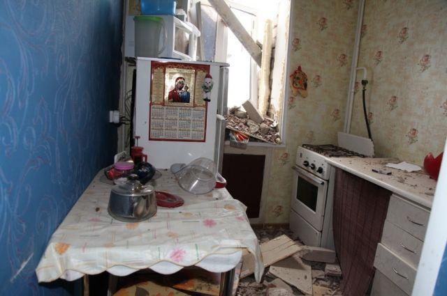 В итоге взрыва вжилом доме наАлтайской пострадали три человека