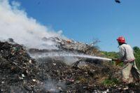 Пожар в Грибовичах