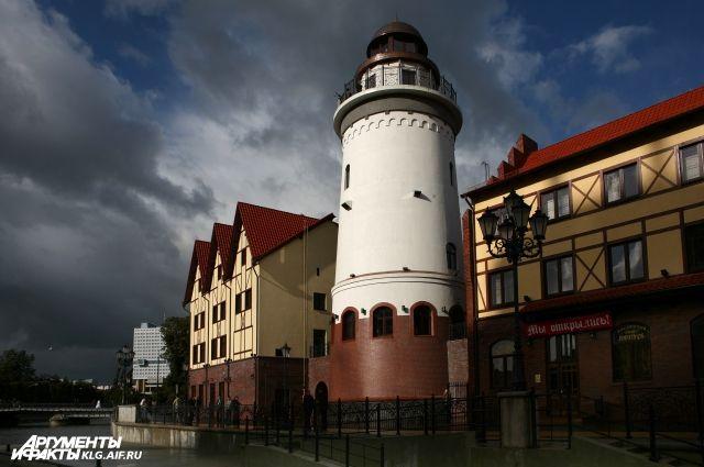 Представлены эскизы новых купюр с изображением Калининграда.