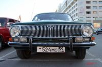 По Тюмени пройдёт ралли ретро-автомобилей