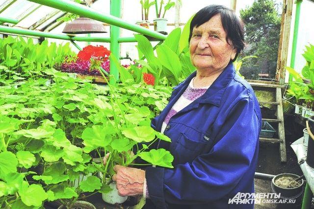 С малых лет Валентина Андреевна связана с природой.