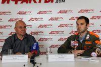 Александр Попов и Руслан Манатов