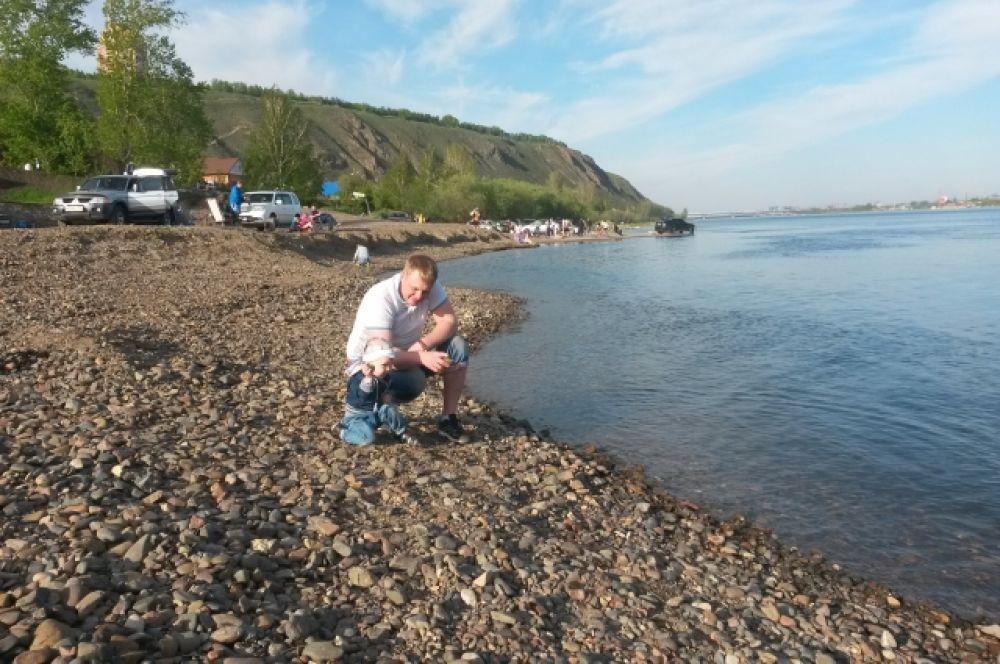 Отдых на берегу