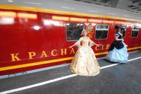 Интерьеры и комфорт «Красной стрелы» поражали многих пассажиров.