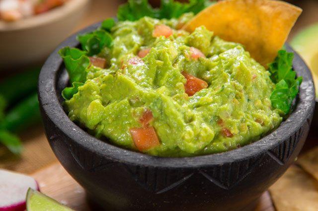 гуакамоле рецепт классический с фото