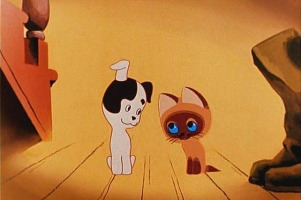 «Котенок по имени Гав» (1976)