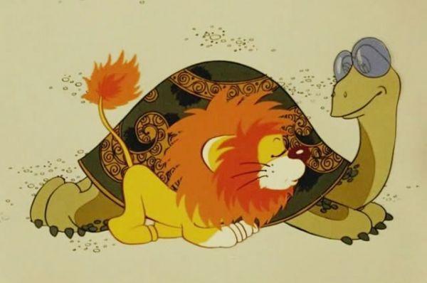 «Как Львёнок и Черепаха пели песню» (1974)