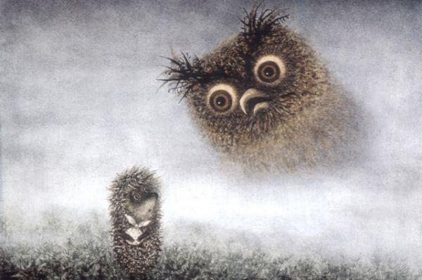 «Ежик в тумане» (1975)