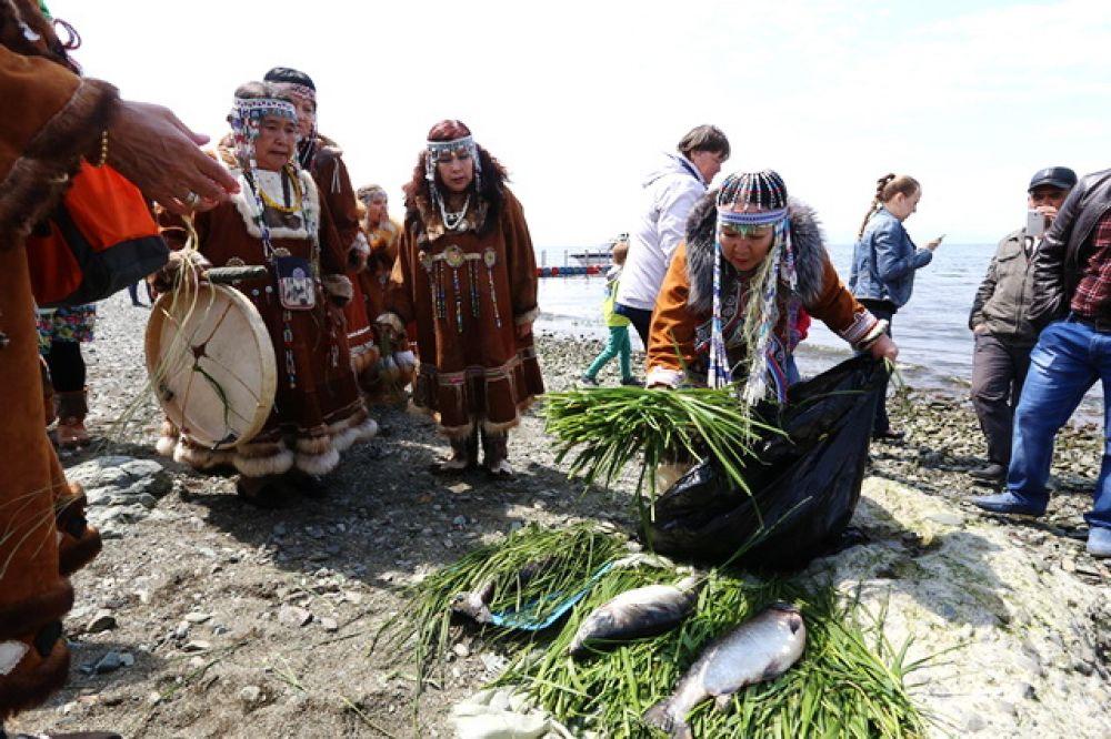 День «Первой рыбы» – один из самых важных праздников для коренных жителей Камчатки.