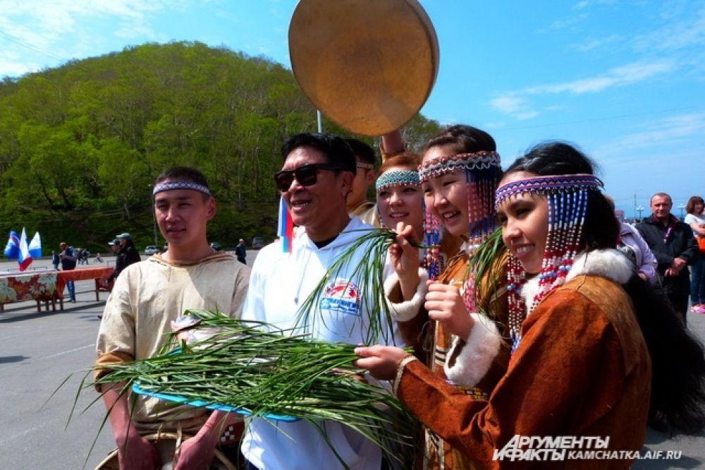 Праздник «Первой рыбы» прошёл на берегу Авачинской бухты.
