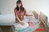 Только мамина любовь поможет малышу адаптироваться к внешнему миру.