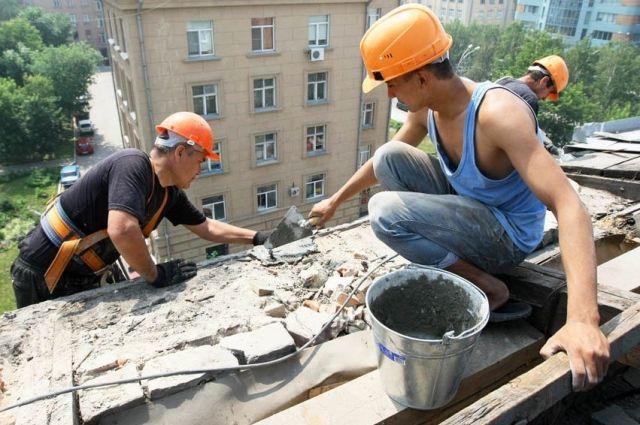 Капитальный ремонт рано или поздно понадобится каждому дому.