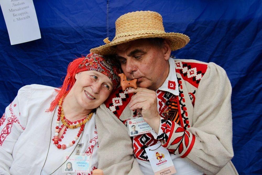 Музыкальный мастер-класс от гостей из Белоруссии.