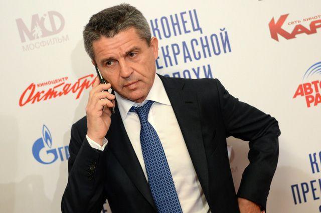 Владимир Маркин.