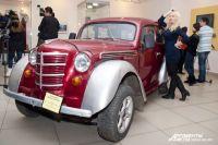 Автомобиль начала ХХ века, принадлежавший секретарю омской городской управы, можно увидеть в краеведческом музее.