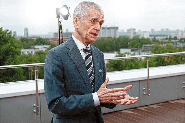 Г. Онищенко: «Мне важно было понять, что я могу сделать в качестве депутата».