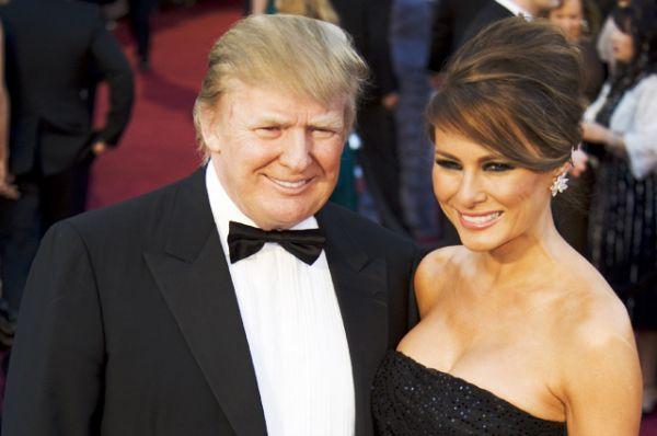 В 2005 году Трамп женился на фотомодели Меланье Кнаус, которая моложе его на 24 года. В 2006 году Меланья родила сына, которого назвали Бэрроном Уильямом Трампом. Это пятый ребёнок Трампа.