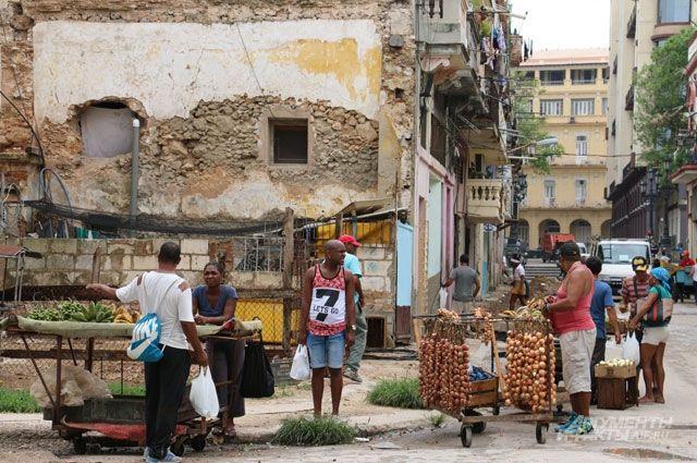 Пример Кубы доказывает: санкции – вообще весь бесполезная.