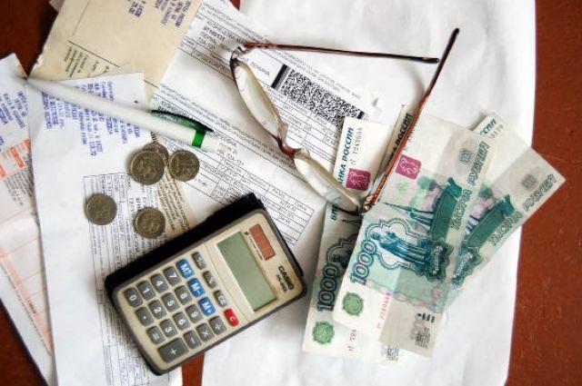 КонсультантПлюс здержка оплаты комунальных платежей полгода пункт