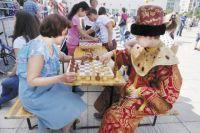 На «Фестивале сладостей» гости встретились со сказочными персонажами.