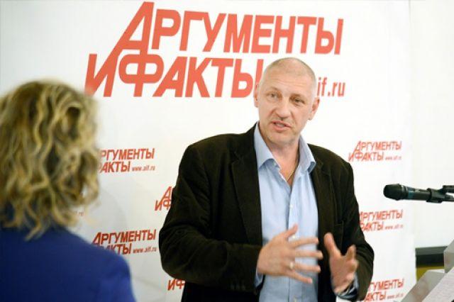 Выступление психотерапевта Александра Федоровича на Smart Код Conference АиФ