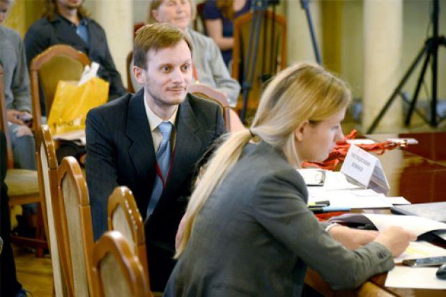 Психолог Павел Волженков - на Smart Код Conference АиФ