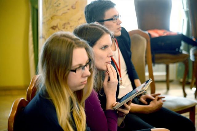 Участники Smart Код Conference АиФ
