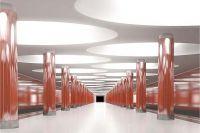 Предполагается, что так будет выглядеть одна из станций метро в донской столице.