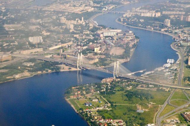 ВПетербурге появился мост имени Ахмата Кадырова