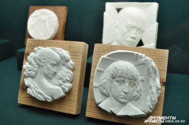 Работа скульптора традиционно считается больше мужской, чем женской.