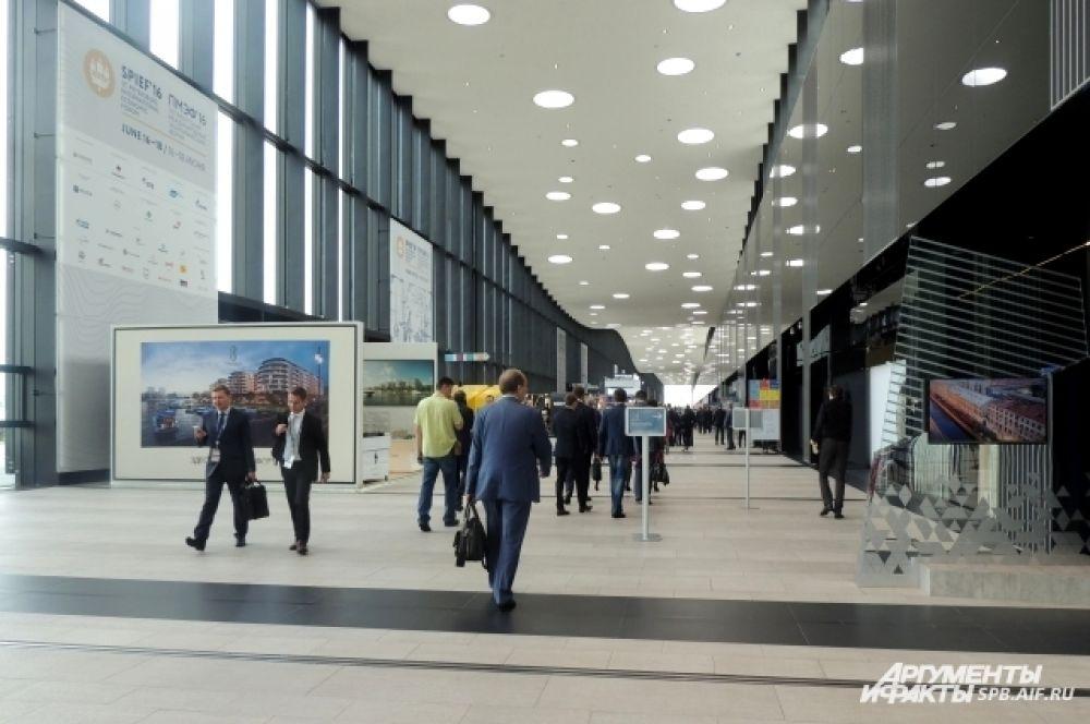 ПМЭФ-2016 открылся 16 июня