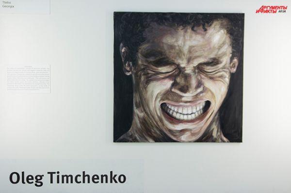 Тбилисская галерея представляла проект Олега Тимченко под названием