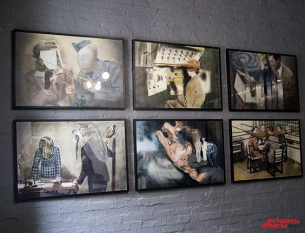 Одним из проектов в Воздвиженском Арт-хаусе был проект Сергея Браткова