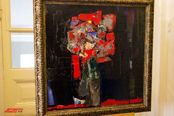 В музее русского искусства были представлены сразу две экспозиции