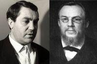 Павел Луспекаев и Сергей Боткин.
