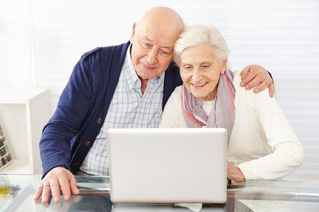 интернет у бабушки плохой интернет