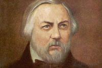 Русский композитор Михаил Глинка.