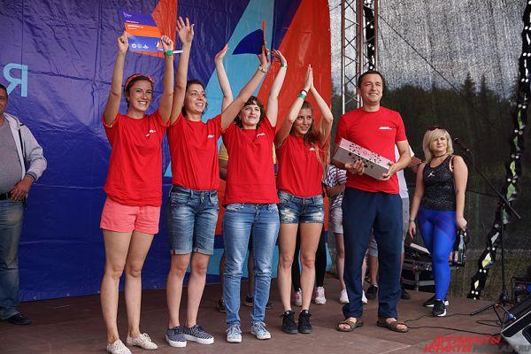 Второй год подряд победу одерживает сборная газеты «АиФ-Прикамье».