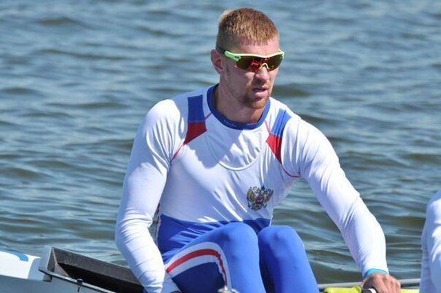 Артём Косов перешел в греблю из легкой атлетики.