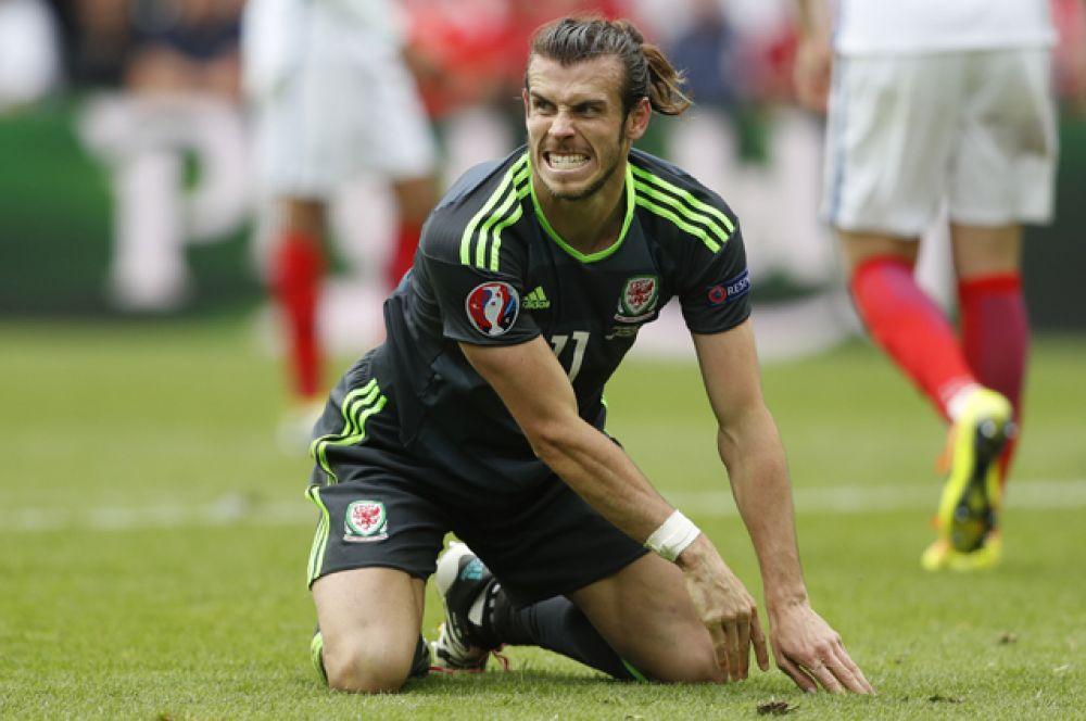 Полузащитник Гарет Бэйл, 26 лет, «Реал» (Мадрид) – ориентировочная зарплата по контракту 18,5 млн евро в год.
