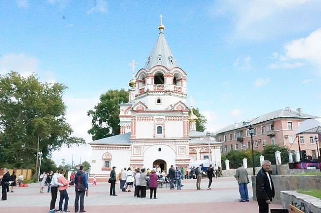 Соликамск вошёл в протяжённый маршрут.