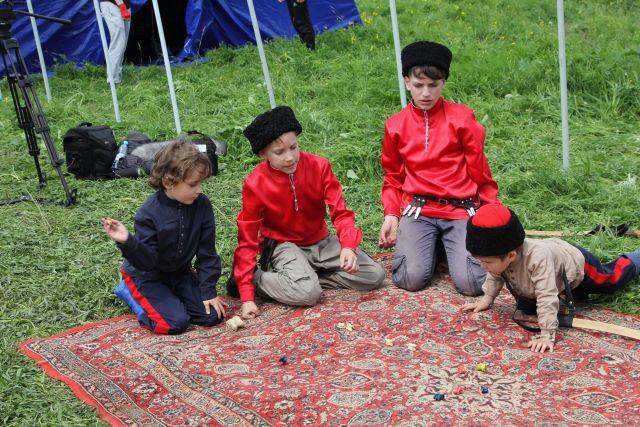 Казаки готовятся принять участие в праздновании 300-летия Омска.